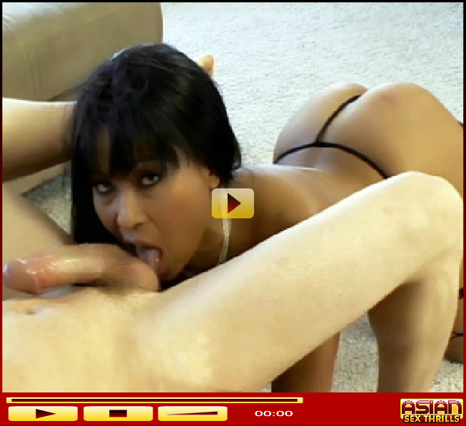 Max Mikita crawls for a cock